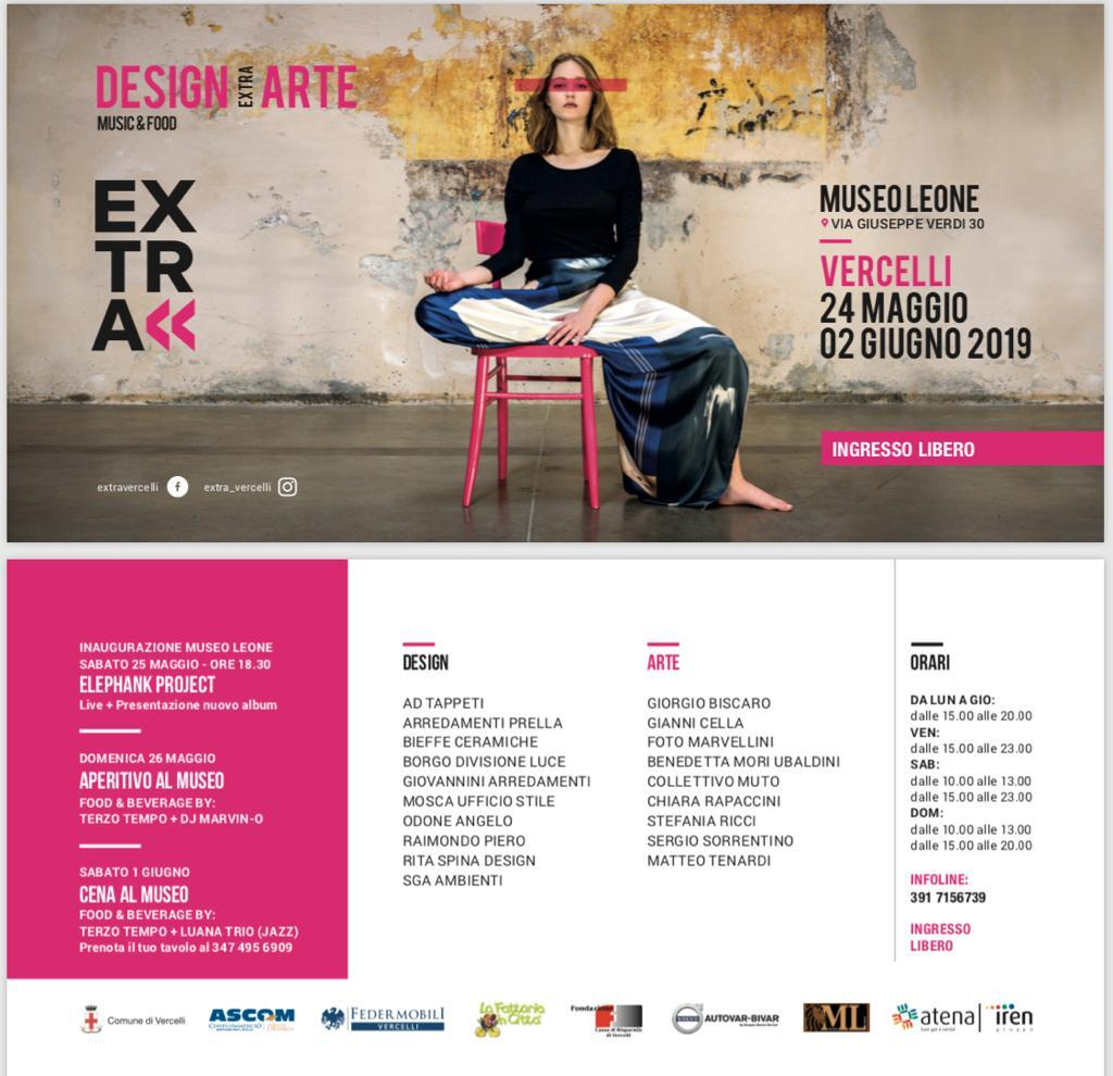 Design EXTRA arte Music & Food
